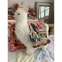 Urban Outfitters Home Llama Pillow Toronto