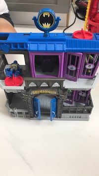imaginext batman jail and figures Rockville, 20852