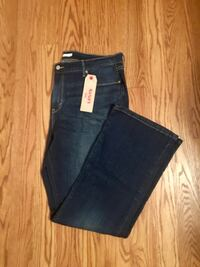 NWT Women's Levi's Bootcut Jeans Size 16 Fairfax, 22032