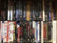DVD Movie Collection (over 80 movies) Mississauga, L4Y 3M5