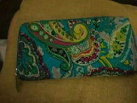 blue, green, and yellow floral wristlet Hattiesburg, 39402