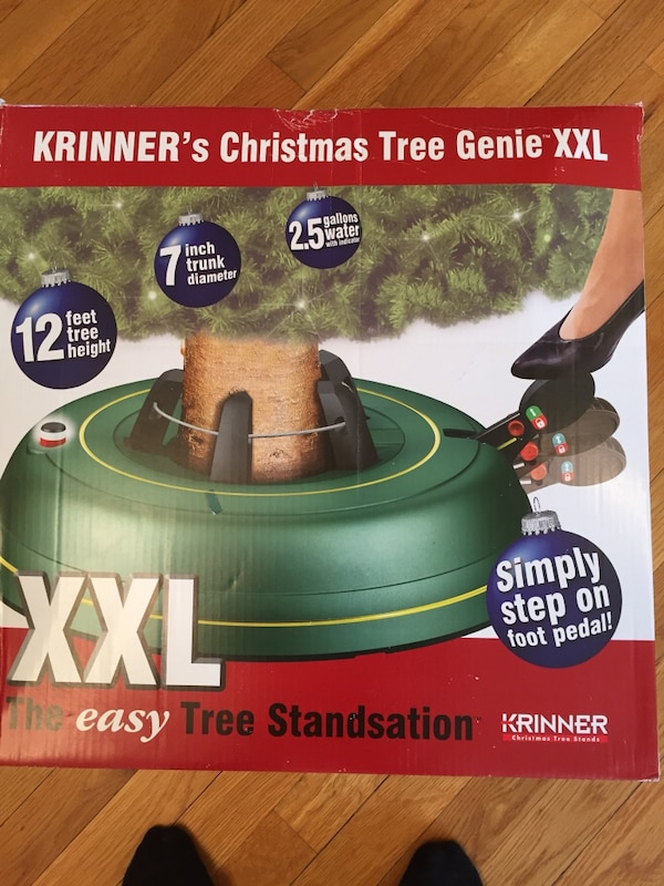 Used Krinner\'s Christmas tREE gENIE XXL for sale in Corman Park No ...