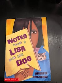 Notes from a liar and her dog by Gennifer Choldenko Ontwa, 49112