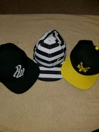 Rocaware, Flat Fitty, and Zoo York Hat Burnsville, 55337