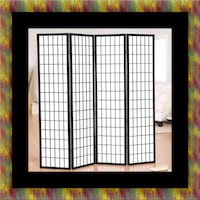 4 panel room divider Greenbelt, 20770