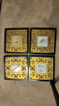 Frames, blk and gold Gambrills, 21054