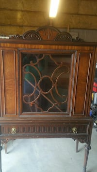 Antique Berkley and Gay China Cabinet