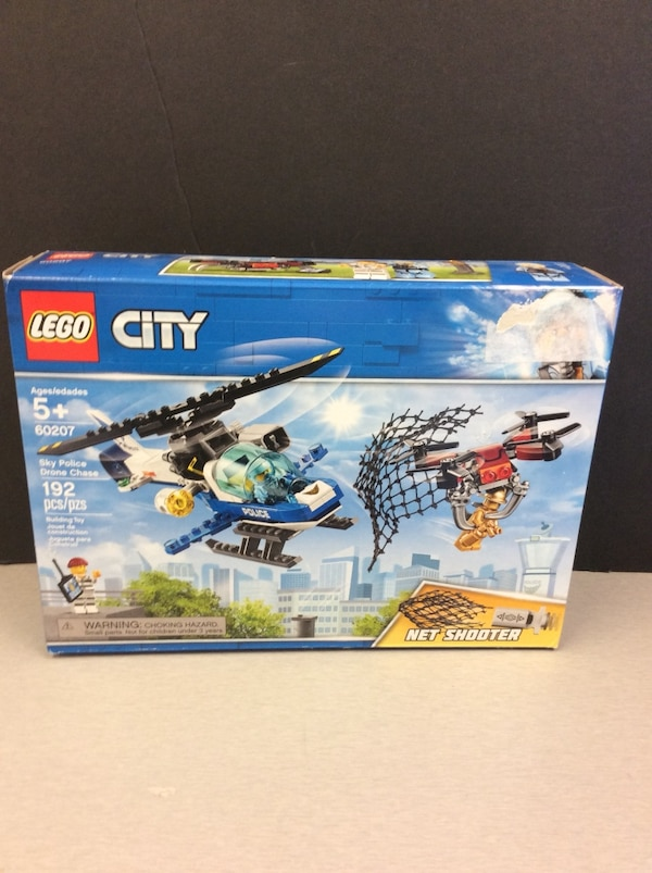 LEGO City Sky Police Brand New  0