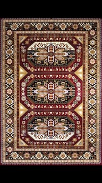 Brand new Afghan Kilim Design Area Rug size 8x11 Persian style red carpet rugs and carpets Burke, 22015