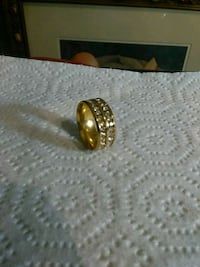 Gold plated Ring Los Angeles, 91352