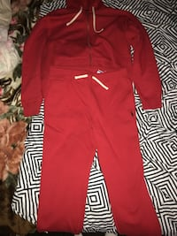 Red Polo Tracksuit (Ralph Lauren) 558 km