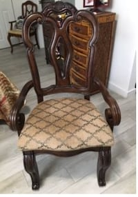 ANTIQUE STYLE CHAIR-NEW MIAMI
