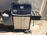 black and gray Weber gas grill Moss Landing, 95039