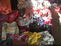 Toddler's assorted clothes Winnipeg, R3T 3A2