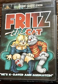 FRITZ THE CAT Herndon, 20170