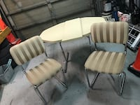 Dinning table with 6 chairs  Côte-Saint-Luc, H4W 2W6