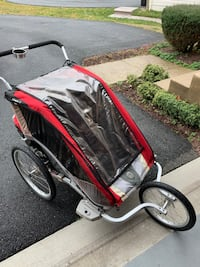 Thule Chariot Cougar 2 Jogging Stroller