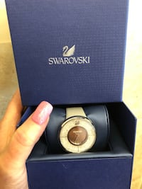 Not! This brand new in box Swarovski  Crystal watch  Tucson, 85712