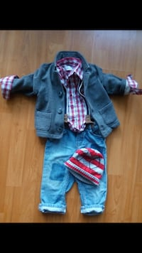 Clothes for boy 1-1.5 years