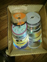 Mixed dvds Bowling Green