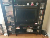 Tv stand fits 32 inch tv flascreen  Edmonton, T5J 3P4