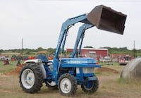 selling my 1986 Ford tractor 770A Front-end Loader ANNARBOR