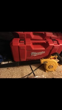 Milwaukee Super SawZall cases, Dewalt Compact blower Minneapolis, 55404
