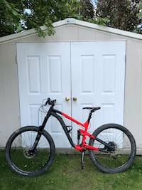 Norco range 7.2 mountain bike Edmonton, T5M 1V1