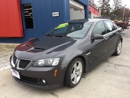 *V8* *CLEAN CARFAX/ONE OWNER* 2008 Pontiac G8 GT -- Ask About Our Guaranteed Credit Approvals