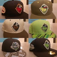 New Era 59Fifty Fitted Hats 7-1/2 Maple Ridge, V2X 8W6