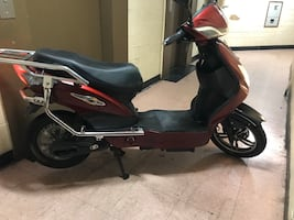 60 volt electric scooter