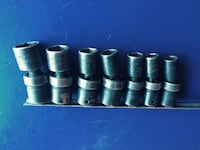 Snap on 1/2 drive swivel inpact socket set standar Las Vegas, 89101