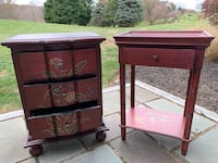 Chest and end table Glenelg, 21737