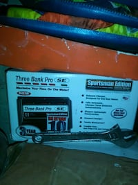 black and blue Craftsman power tool box Baltimore, 21215