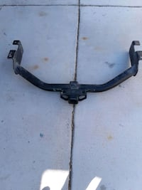Tow hitch for Chevy pickup