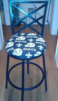 Saints Bar Stools metal