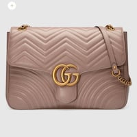 gray Guess leather sling bag Mississauga, L5M 5E5