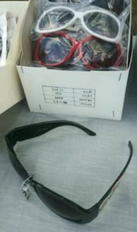 Sunglasses and clip-on sunglasses 12 per box Tampa, 33605