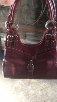 women's brown leather tote bag Surrey, V4A 5H8