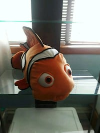 Large Finding Nemo Stuffed Nemo  West Islip