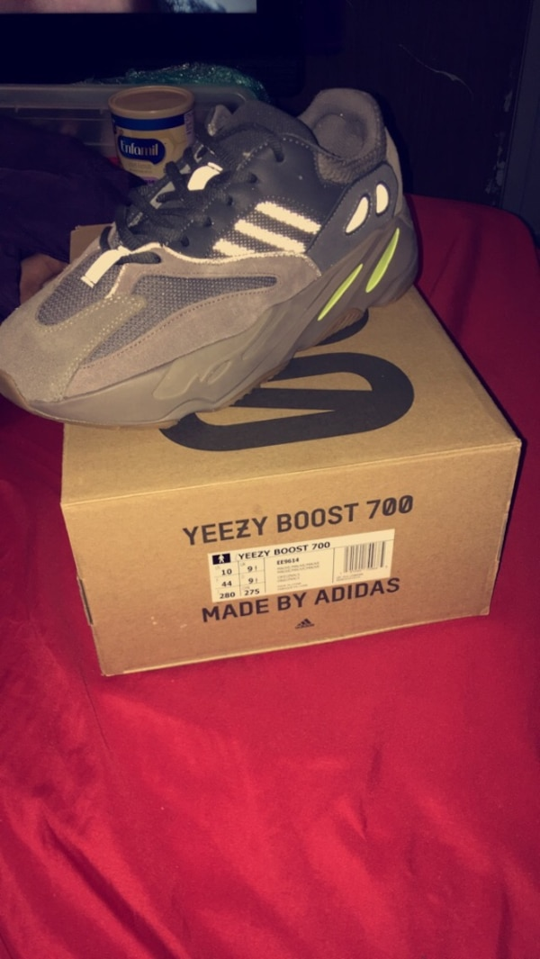 a10821119 Used Yeezy 700 mauve size 10 WORN ONCE 180  for sale in New York - letgo