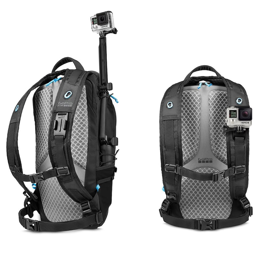 2018 GoPro Backpack New - Black Color
