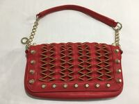 IZZY & ALI *Red STUDDED PURSE* HIGH QUALITY buy it Ottawa, K1G 1J2