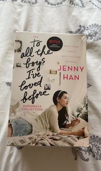 To All The Boys I've Loved Before Series Collection Franklin, 37067