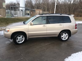 2005 Toyota Highlander Limited 4x4 V6