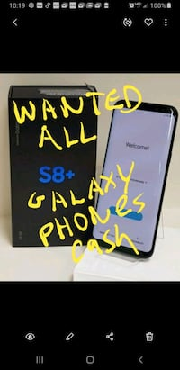 S8 Black Galaxy Note 64gb Shrewsbury, 01545