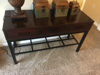 brown wooden table with drawer San Antonio, 78230
