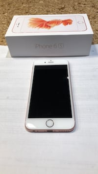 iPhone 6S Rose Gold 525 km