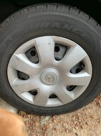 Camry hubcaps Fairfax, 22031