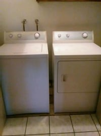 white washer and dryer set Dinuba, 93618